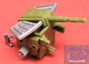1987 Action Pack Anti Aircraft Gun