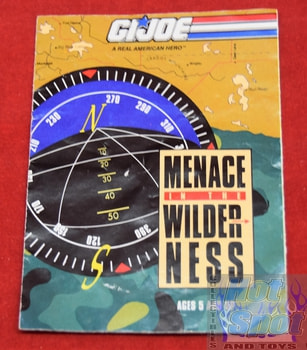 1993 Menace in the Wilderness Insert
