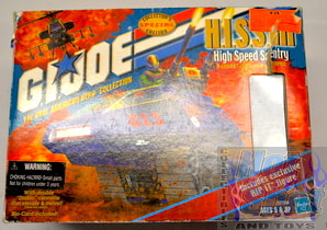 2000 HISS 3 Vehicle BOX and Instructions