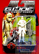 Rise of Cobra Storm Shadow