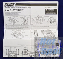 2000 AWE Striker Instructions