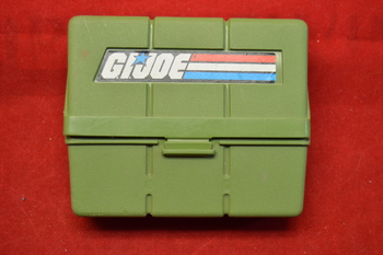 File Card Green Case