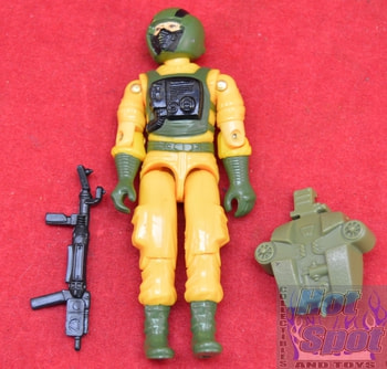 1985 Airtight Figure w accessories