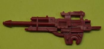 1988 Battle Barge Gun
