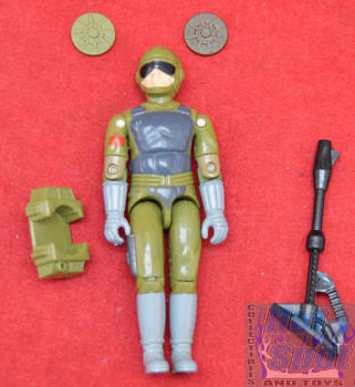 1983 Tripwire figure w/ accessories