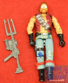 1986 MonkeyWrench Deadnok Figure