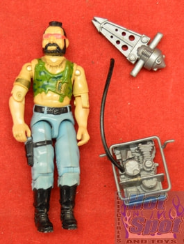 1985 Ripper Deadnok Figure