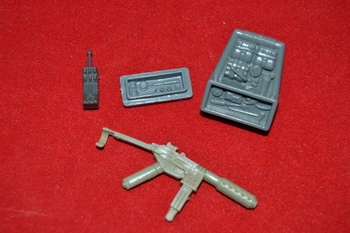 1984 Firefly Accessories Lot
