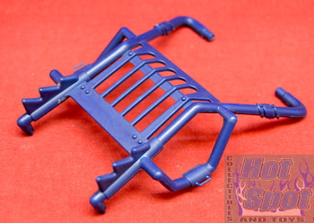 1993 Ice Snake Roll Cage Part Blue