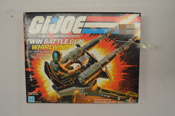 1983 Twin Battle Gun Whirlwind