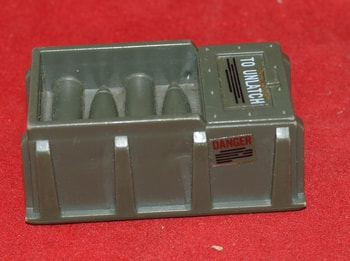 1984 Mountain Howitzer Ammo Crate