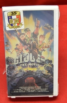 GI Joe The Movie NEW SEALED