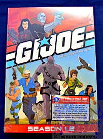 GI Joe A Real American Hero Season 1.2 New