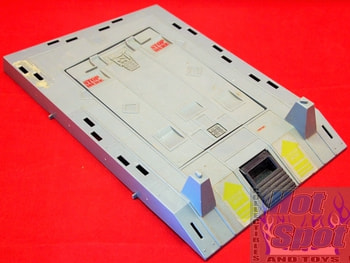 "1983 Head Quarters Base Plate ""B"""