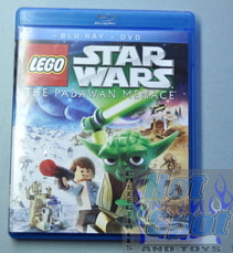 Star Wars Lego The Padawan Menace Movie