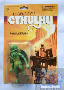 Legend of Cthulhu Spawn of Cthulhu