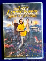 The Last Love Craft DVD HP LoveCraft