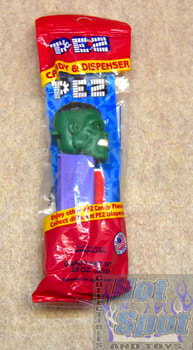 The Hulk Pez Dispenser