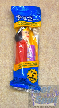 Wonder Woman Pez Dispenser
