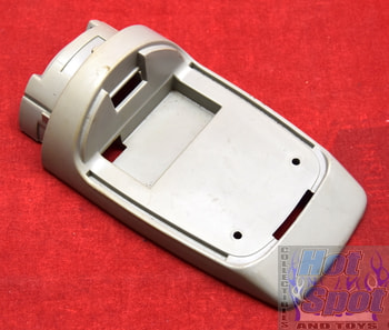 GoBots Grey Top Shell Part