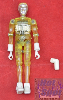 Yellow Time Traveler Figure w/ Connector