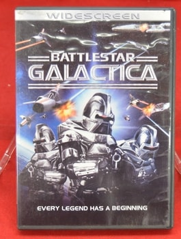 Battle Star Galactica New Begining Movie DVD
