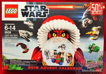 Lego 9509 Star Wars 2012 Advent Calendar