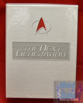Star Trek The Next Generation Season 1 DVD