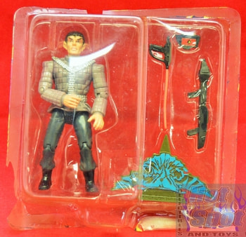 Romulan Action loose complete Figure