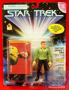 TV Series Captain James T Kirk Action Figure