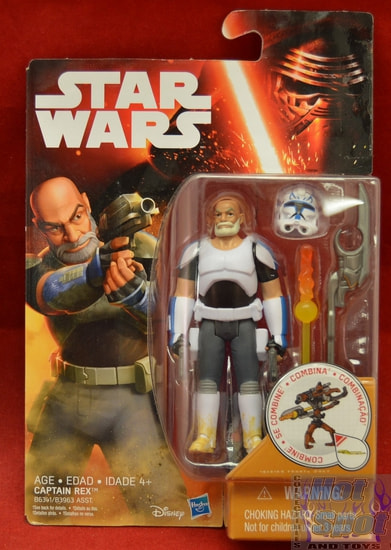 Star Wars Captain Rex Rebels Figure