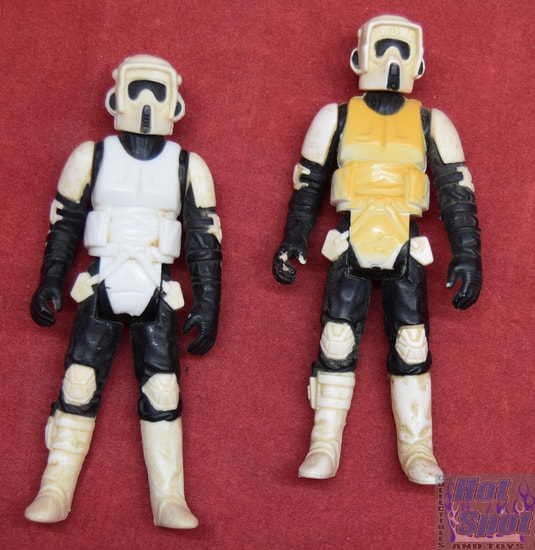 Biker Scout Figure only
