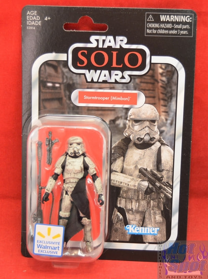 Vintage collection Mimban Stormtrooper Figure VC123 Exclusive