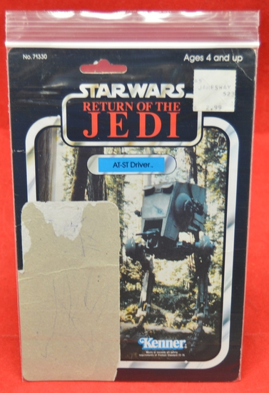 ROTJ AT-ST Driver 77 A Backer