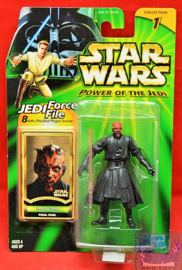 POTJ Darth Maul Action Figure