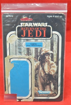 ROTJ Logray 65 B Backer