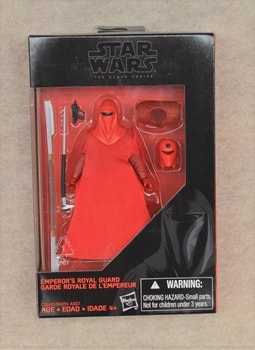 Emperor's Royal Guard 3.75 Black Series