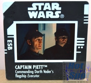 ESB Captain Piet