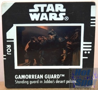 ROTJ Gamorrean Guard Slide