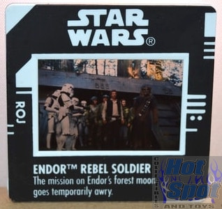 Rotj Endor Rebel Soldier Slide