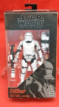 #16 Flame Trooper Action Figure
