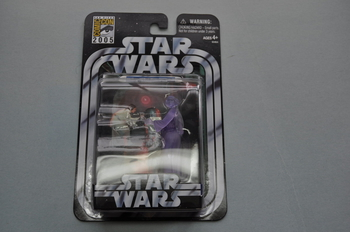 2005 San Diego Exclusive Hologram Leia
