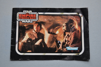 Empire Strikes Back Booklet