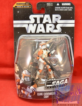 Saga Collection Clone Commander Cody