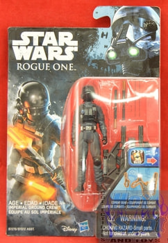 Rogue One Imperial Ground Crew Figure