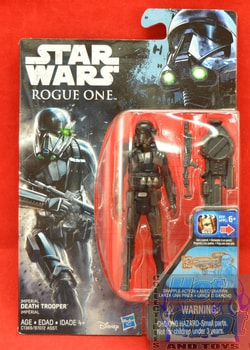 Rogue One Imperial Death Trooper Figure