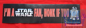 Fan Bumper Sticker