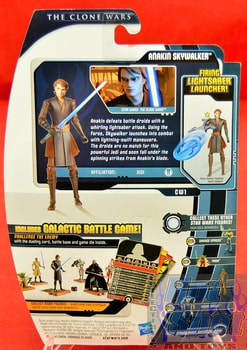 The Clone Wars Anakin Skywalker CW1