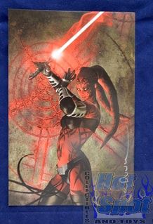Darth Talon Jan Duursema Sith Art