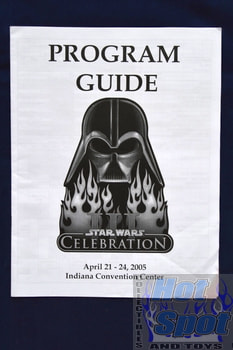 Star Wars Celebration 3 Program Guide